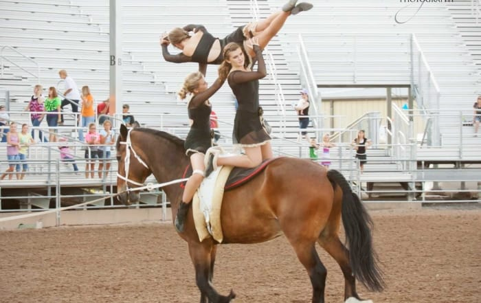 GOHA performs at the Juab County Fair 2012