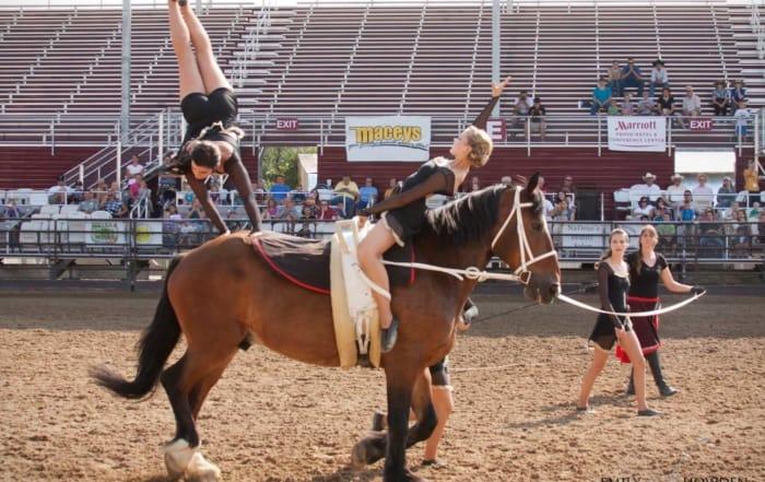 GOHA performs at the Utah County Fair 2012