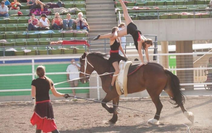 GOHA performs at the Utah State Fair 2012